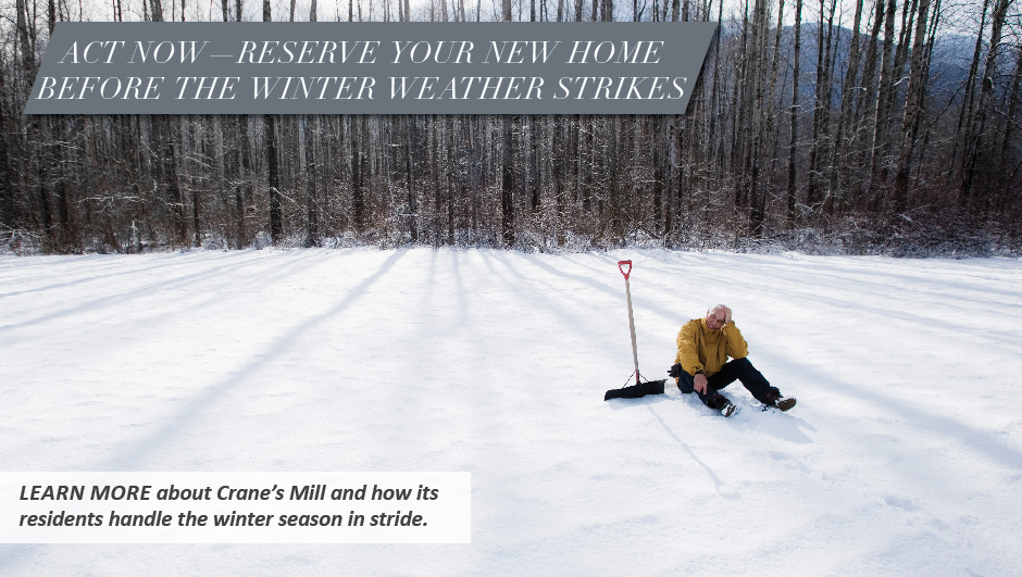Reserve your new home at Crane
