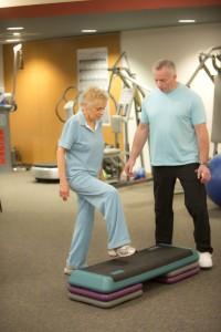Ylli Bilani, head personal trainer at Crane