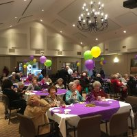 Mardi Gras Party at Crane's Mill 3