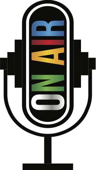 Radio microphone - WMTR AM 1250 live at Crane's Mill