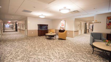 Crane's Mill Health Center - Living Room