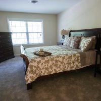King-sized Main Bedroom