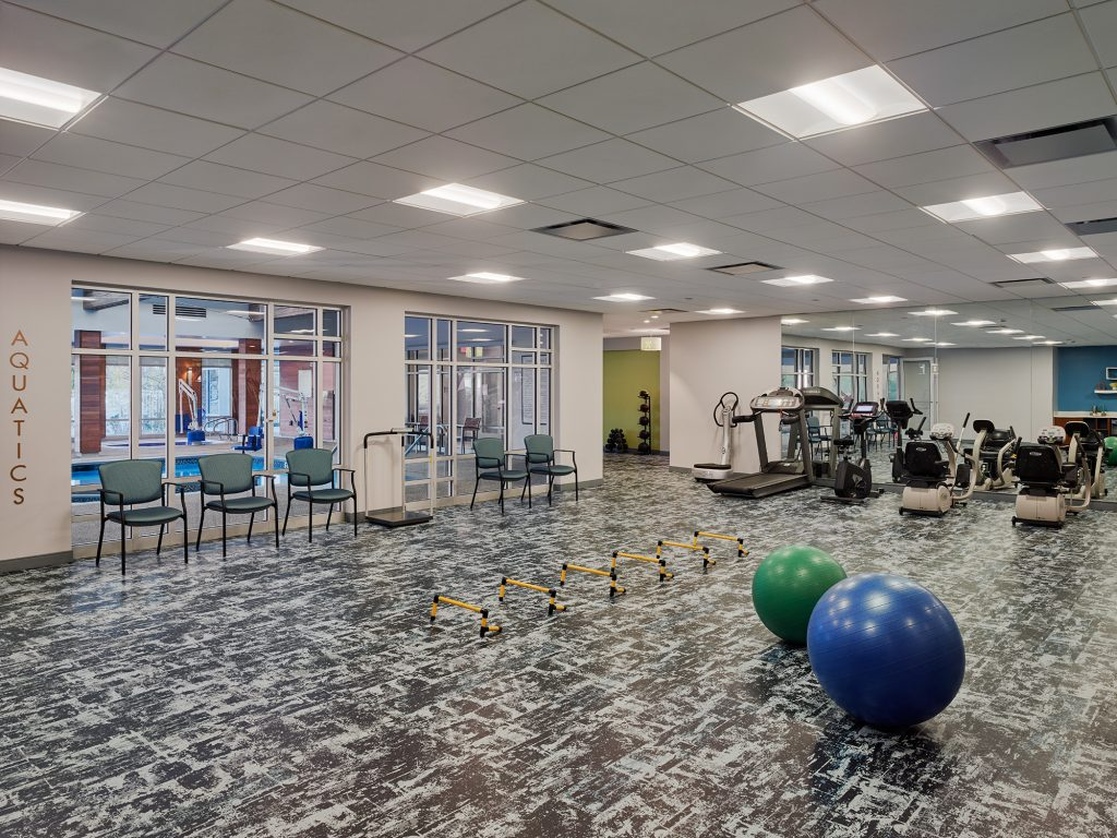 Fitness Center at Crane's Mill