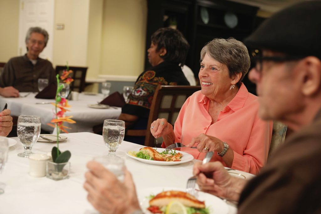 Crane's Mill Assisted Living Dining