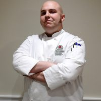 Executive Chef Dominic Ackerman of Crane's Mill